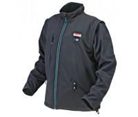 Аккумуляторная куртка MAKITA DCJ200Z2XL
